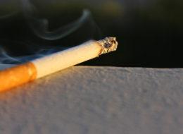о курении на балконе